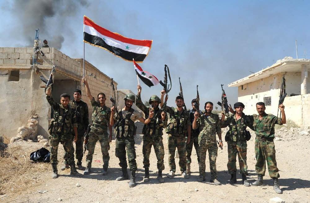 Армия Асада взяла под контроль последний оплот ИГИЛ на юге