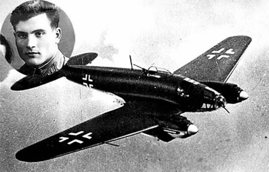 Дерзкий побег летчика Девятаева