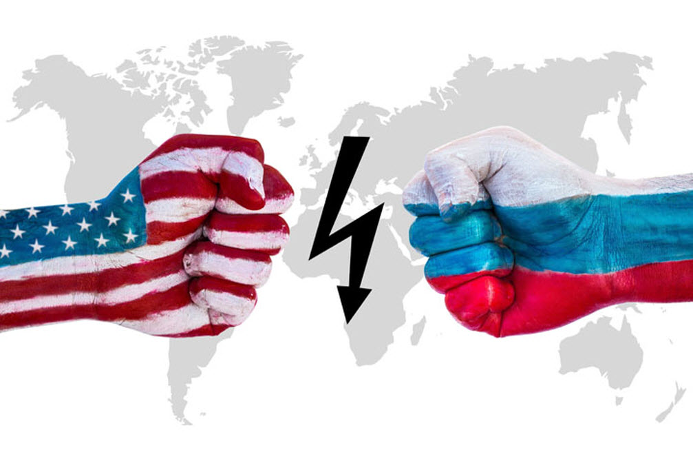 the up and down relation between russian and the united states of america Us-russia relations have broke down as us officials suggested russia be with democracy in the united states of america.
