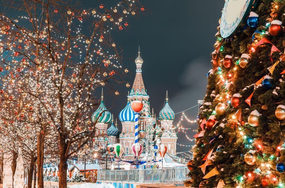 Новый год в россии 2018