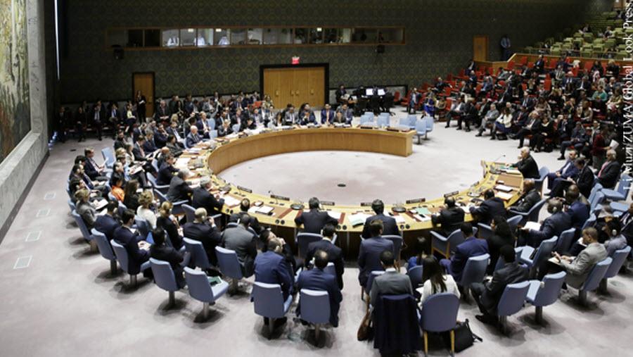 Россия созвала заседание СБ ООН по Украине