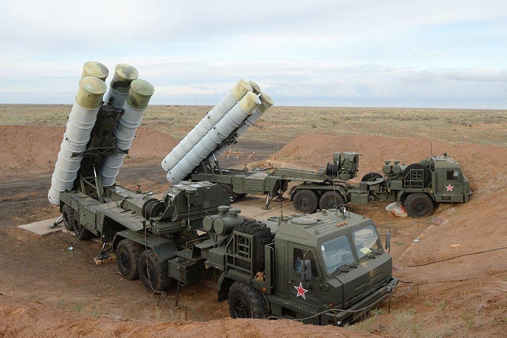 Системы ПВО России возглавили рейтинг лучших