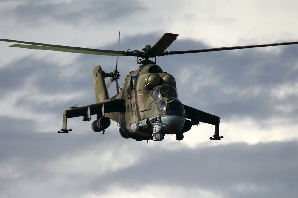 США захотели приобрести Ми-24 и Ан-2