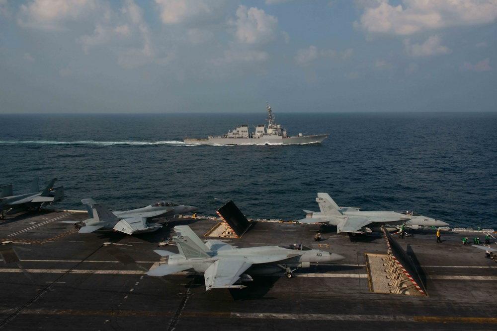 США возрождают Атлантический флот для противодействия ВМФ России