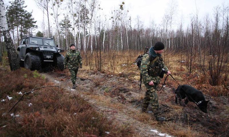 Попытка вооружённого пересечения российско-украинской границы. Кто заказывает музыку?