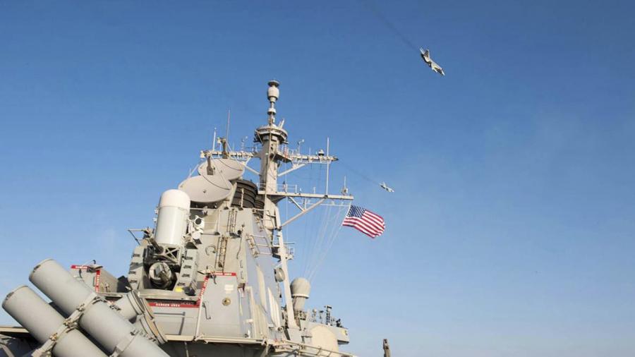 В США назвали учения НАТО в Черном море предупреждением для России