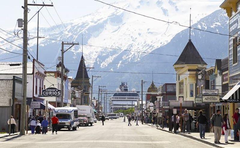 Москва из-за Курил вспомнила о русской Аляске