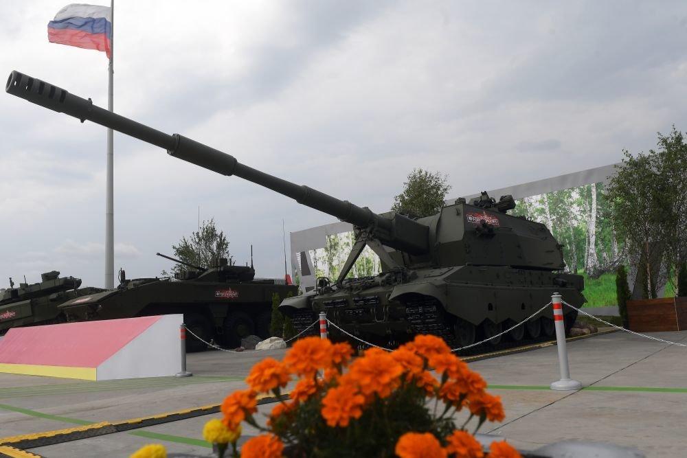 Новые САУ и роботы: какая техника придет в Сухопутные войска РФ