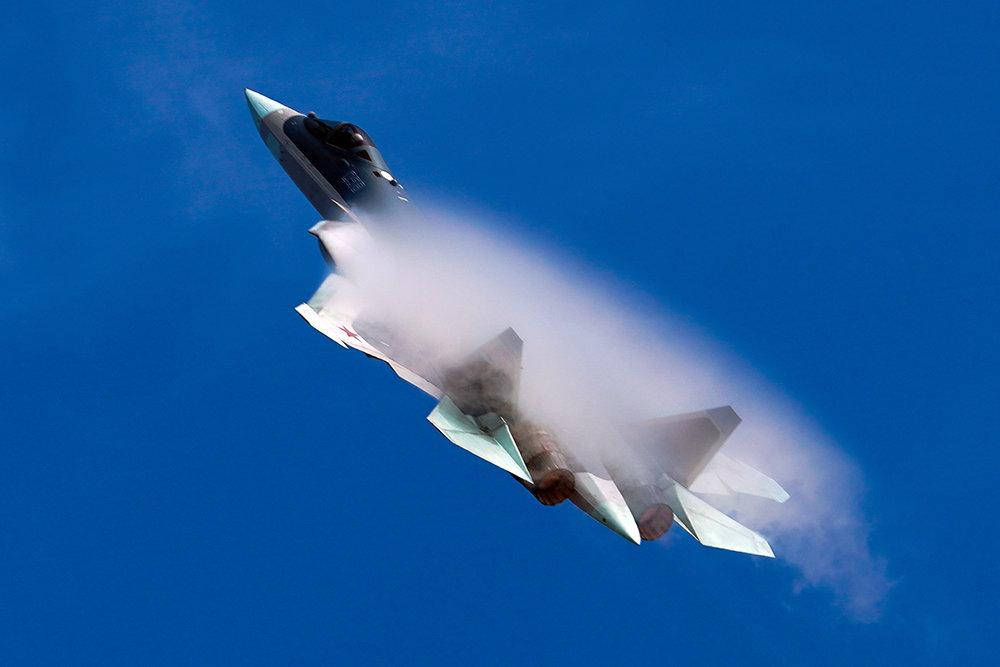 В США назвали пять особенностей Су-57, угрожающих НАТО