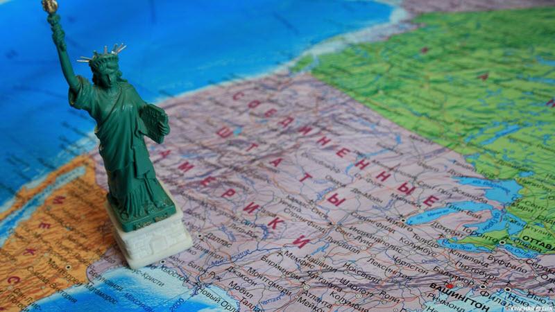Глава республиканцев Техаса предложил 18 штатам отделиться от США