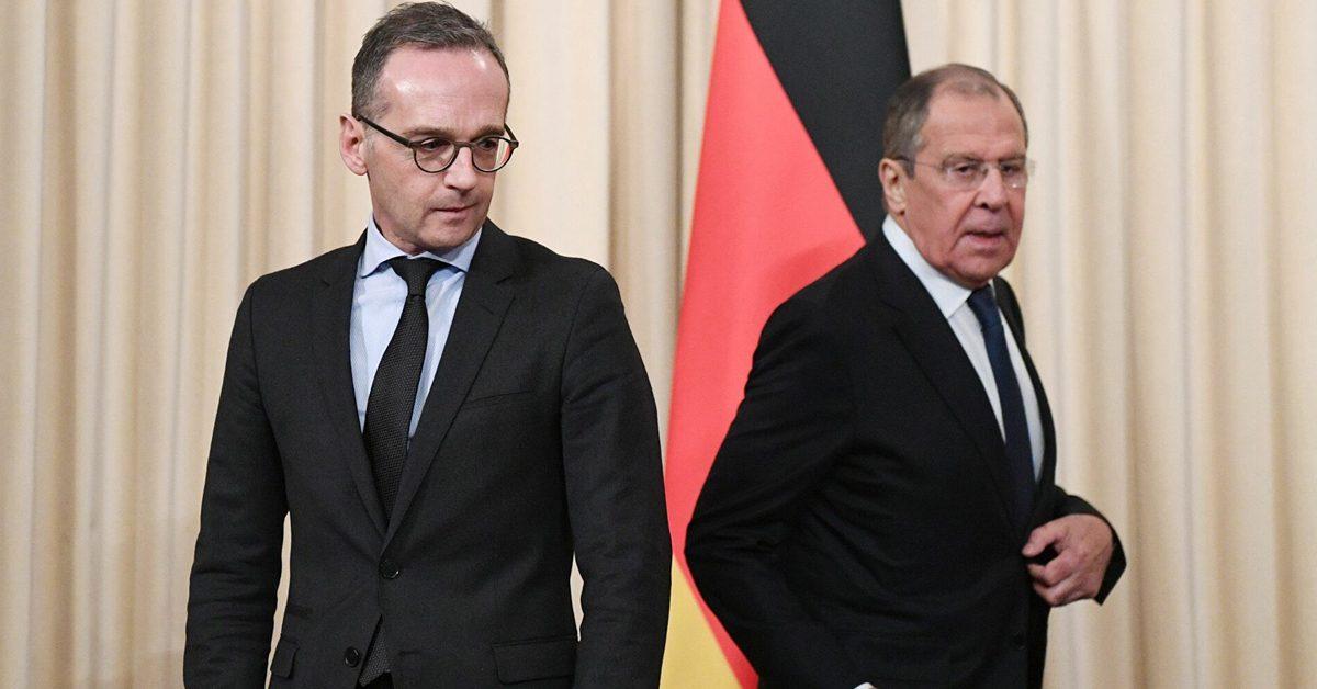 Россия приравняла Германию к Прибалтике!