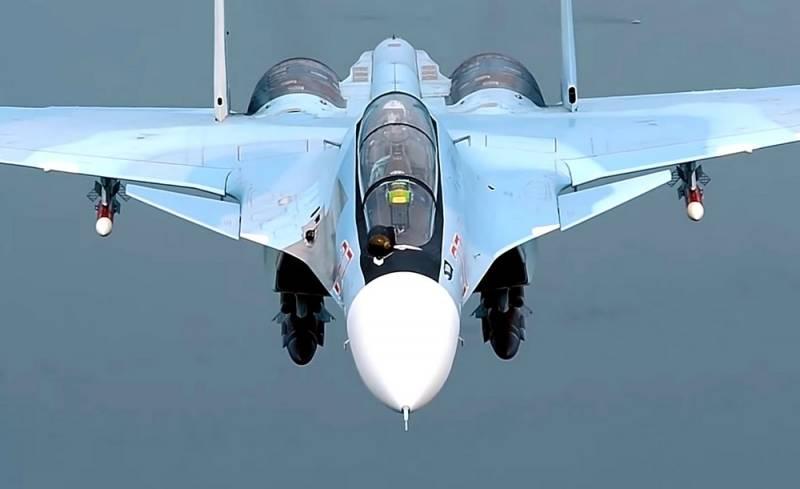 «Полёт на Су-30 стал вершиной моей карьеры»: как американский пилот оказался на новом для себя самолёте
