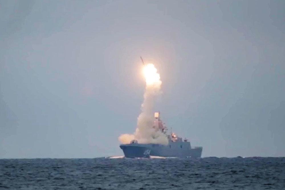 Российские противокорабельные ракеты вошли в число опаснейших в мире